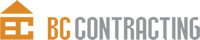 BC Contracting logo with company name to the right of it